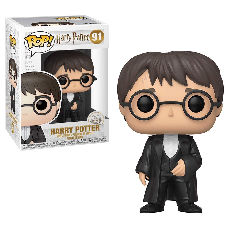 Figúrka Funko POP Harry Potter - Harry Potter (Yule)