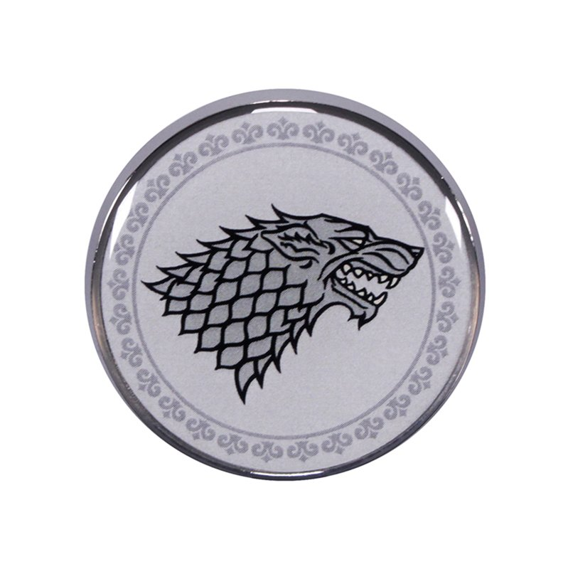 Half Moon Bay Odznak Hra o tróny - Stark