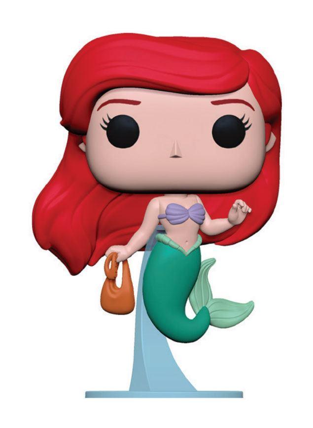 Figúrka Funko POP Little Mermaid - Ariel with bag