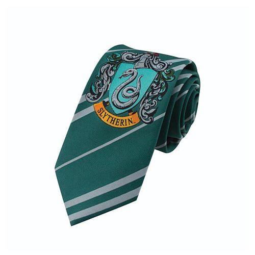 Cinereplicas Detská kravata Harry Potter - Slizolin