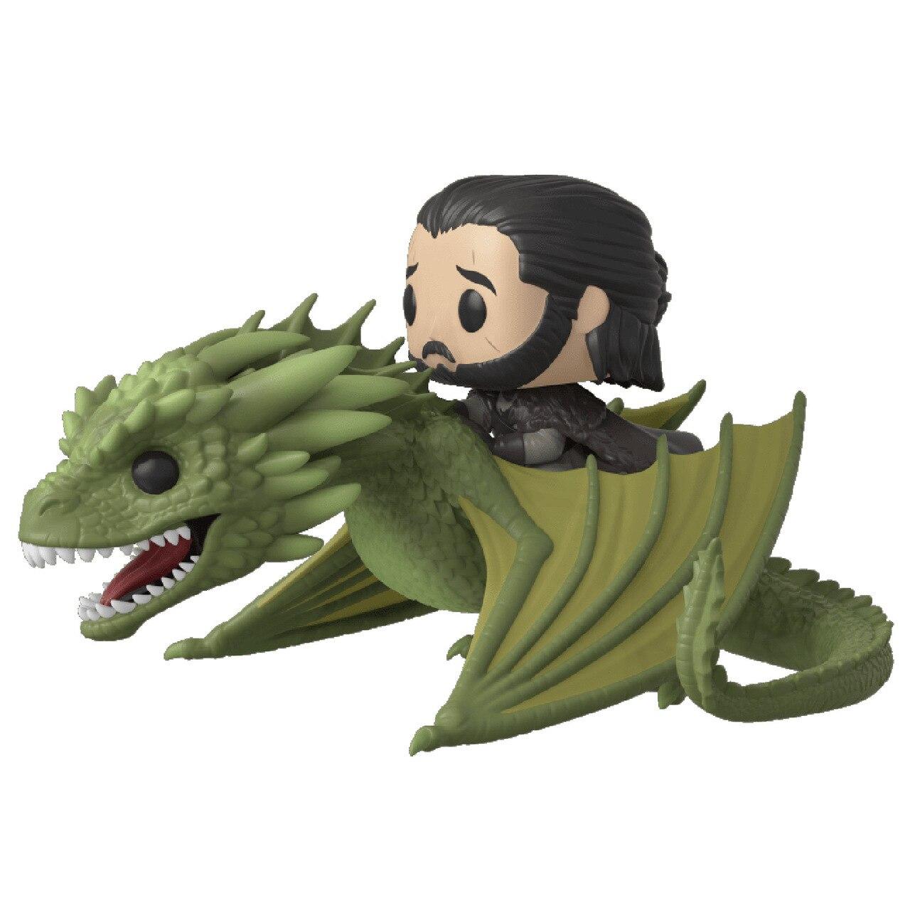 Figúrka Funko POP Game of Thrones - Jon Snow & Rhaegal