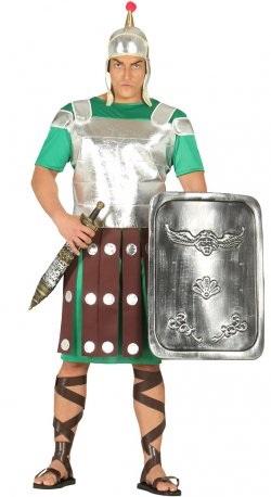 Guirca Kostým rímsky vojak Veľkosť - dospelý: L