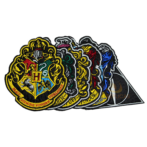 Cinereplicas Nášivky Harry Potter 6 ks