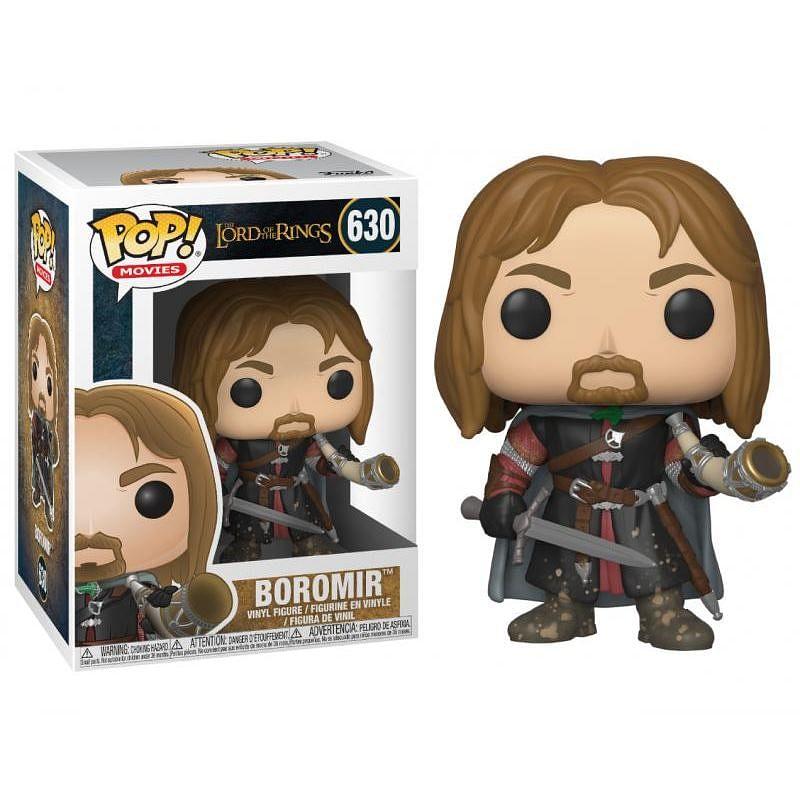Figúrka Funko POP Lord of the Rings - Boromir