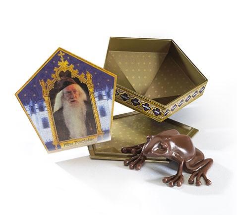 Noble Replika čokoládovej žabky - Harry Potter