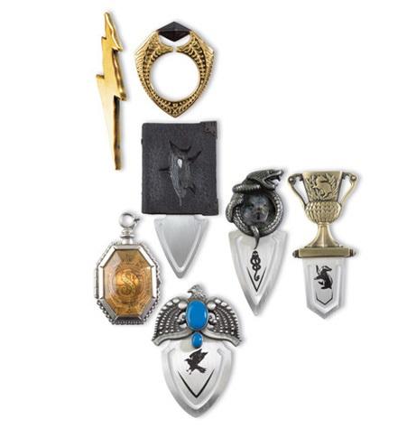 Noble Kolekcia záložiek Horcrux
