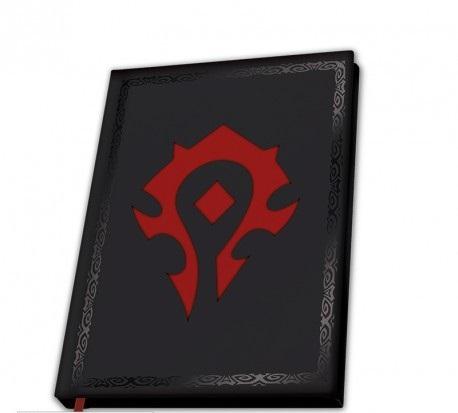ABY style Zápisník - World of Warcraft
