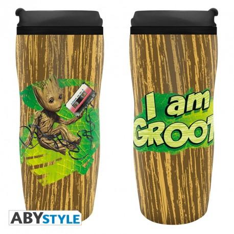 ABY style Cestovný hrnček Groot
