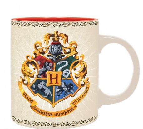 ABY style Hrnček Rokfort 4 fakulty - Harry Potter