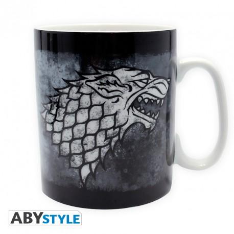 ABY style Hrnček Stark - Game of Thrones 460 ml