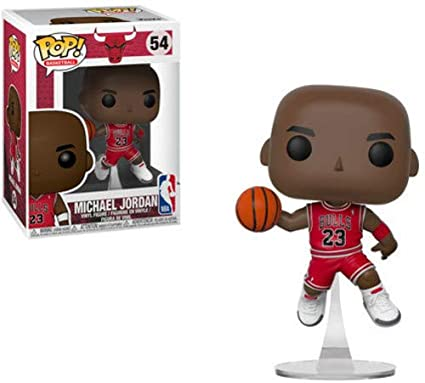 Figúrka Funko POP NBA Bulls - Michael Jordan