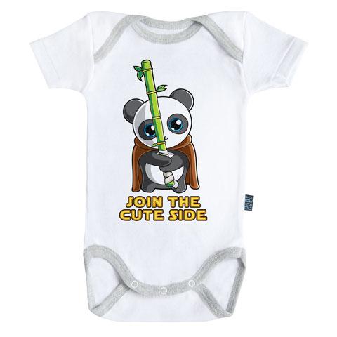 Baby-Geek Detské body - Join the cute side Veľkosť najmenší: 3 - 6 mesiacov