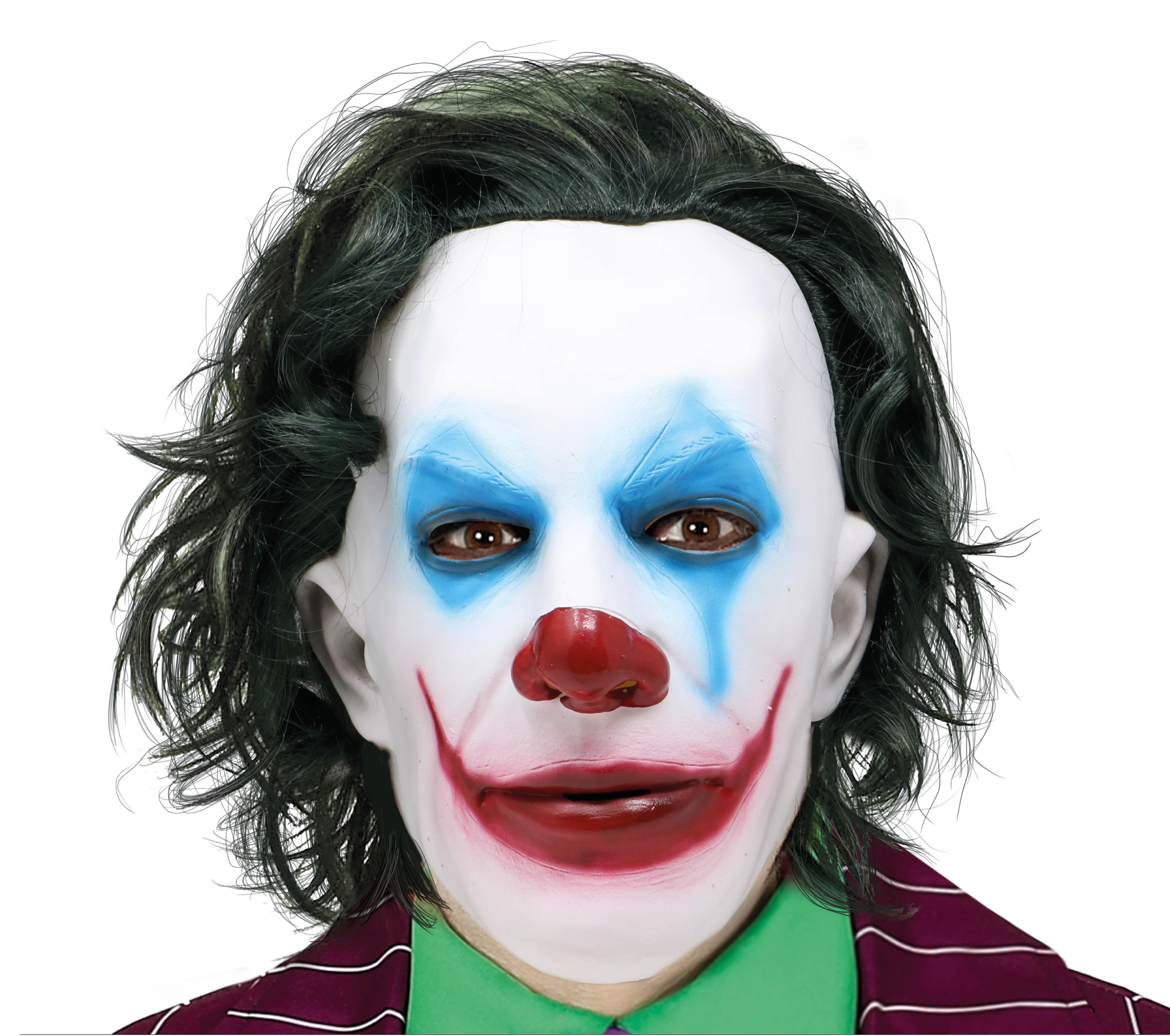 Guirca Maska - Joker s vlasmi