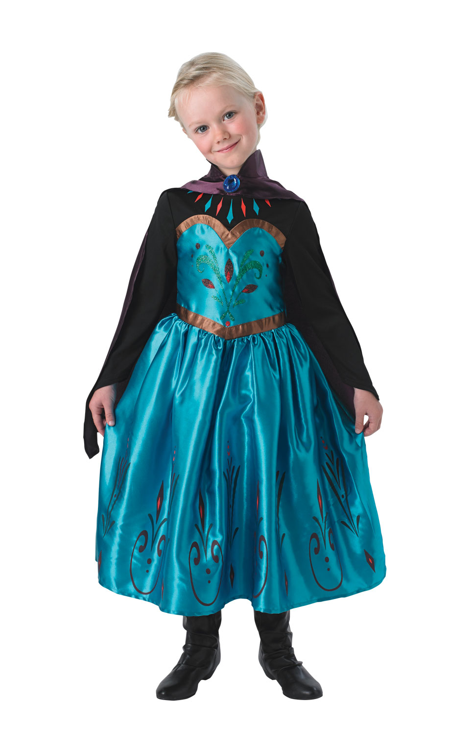 Rubies Kostým Frozen: Elza Classic Veľkosť - deti: S