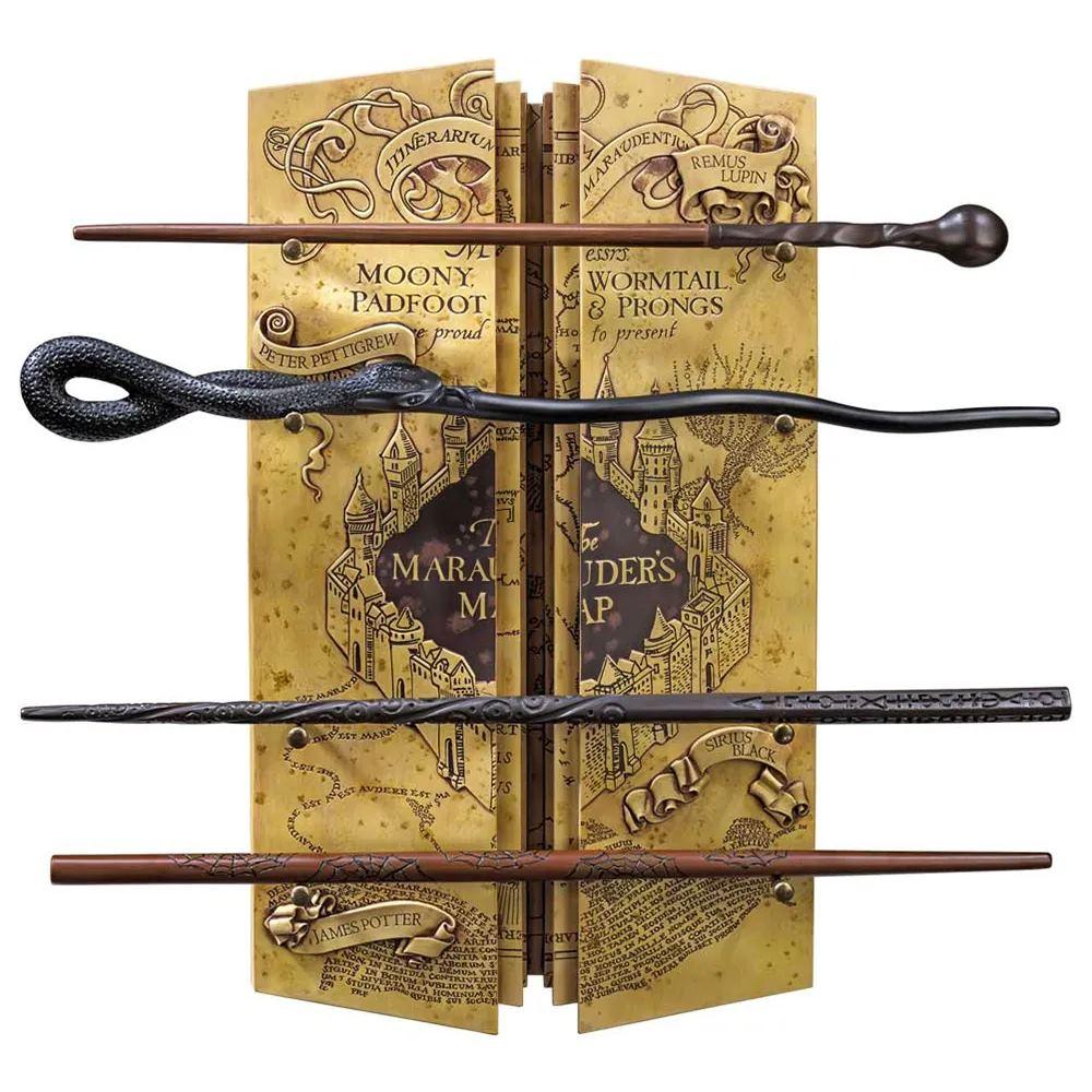 Noble Dekorácia Záškodnícka mapa a sada paličiek - Harry Potter
