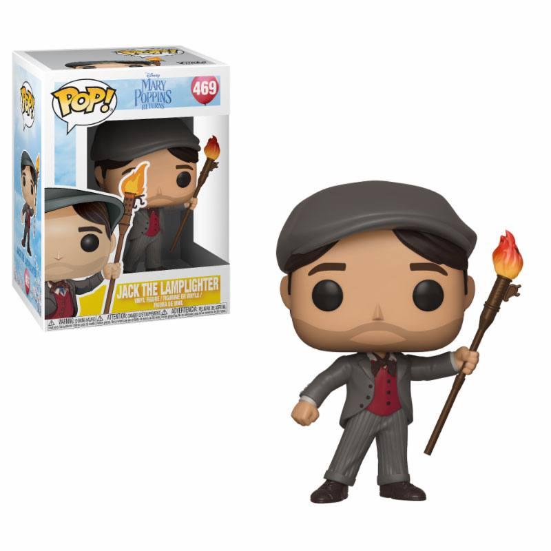 Figúrka Funko POP: Mary Poppins 2018 - Jack the Lamplighter
