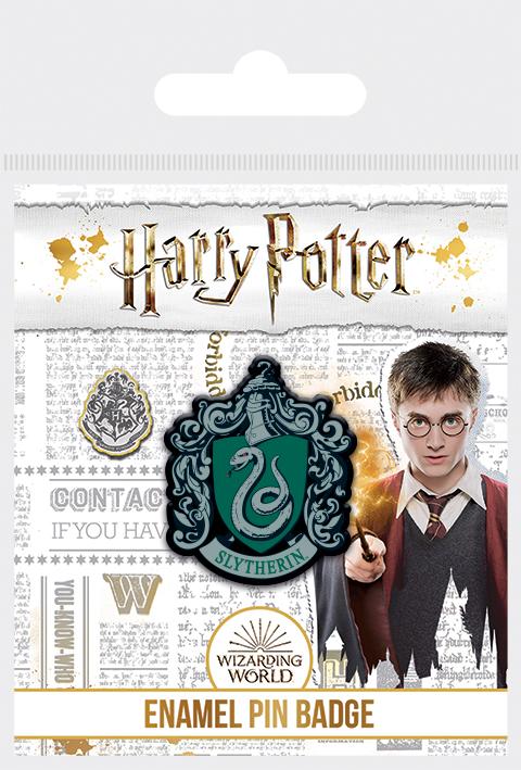 Pyramid Odznak Harry Potter - Slizolin