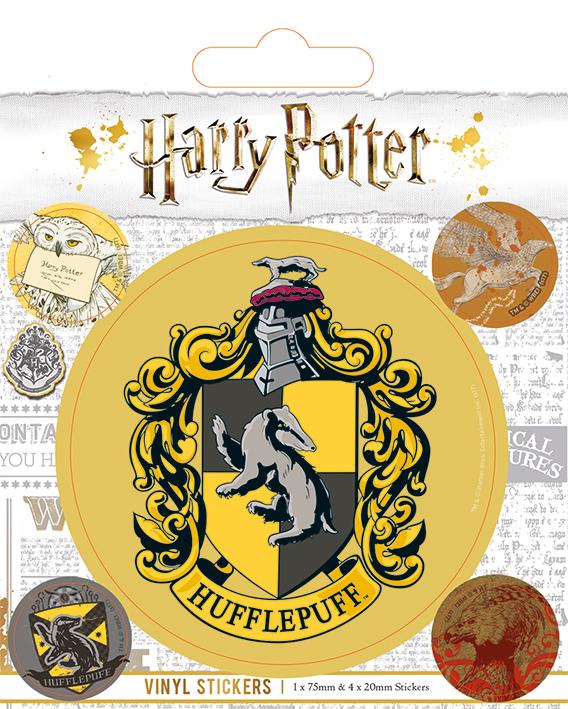 Pyramid Sada nálepiek Harry Potter - Bifľomor 5 ks