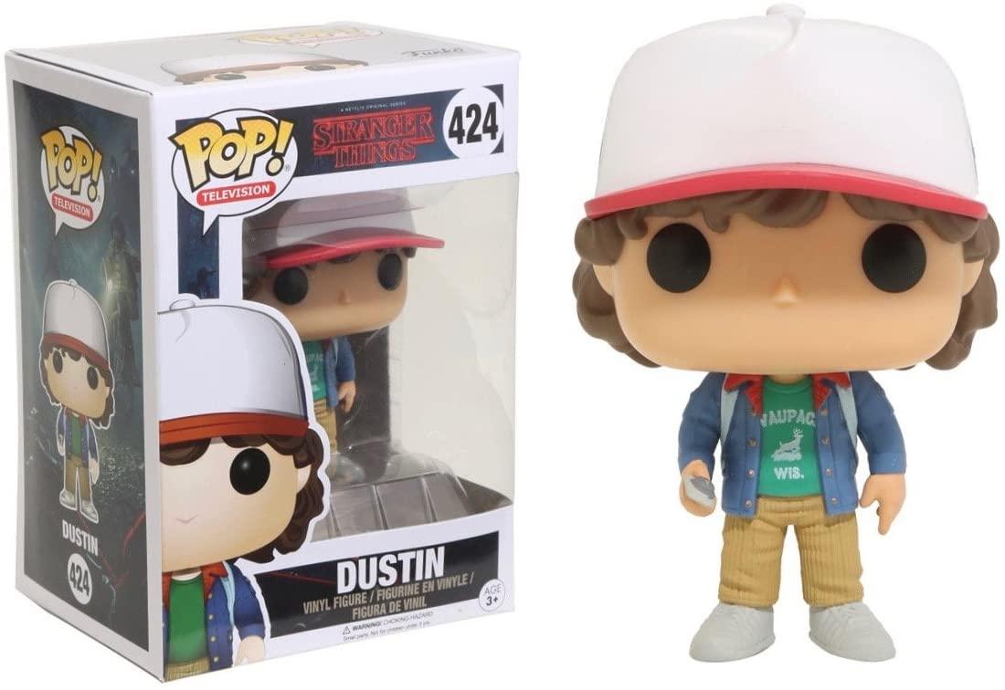 Figúrka Funko POP TV Stranger Things: Dustin with Compass