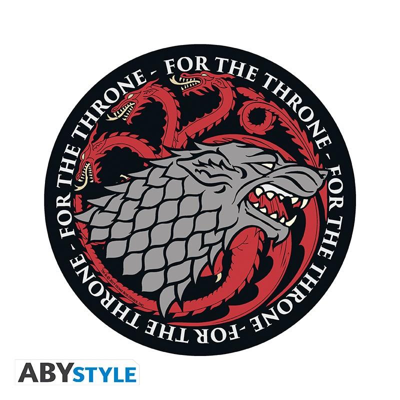 ABY style Podložka pod myš Game of Thrones - Stark vs Targaryan