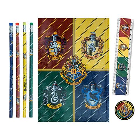 Cinereplicas Sada písacích potrieb Harry Potter - Rokfort