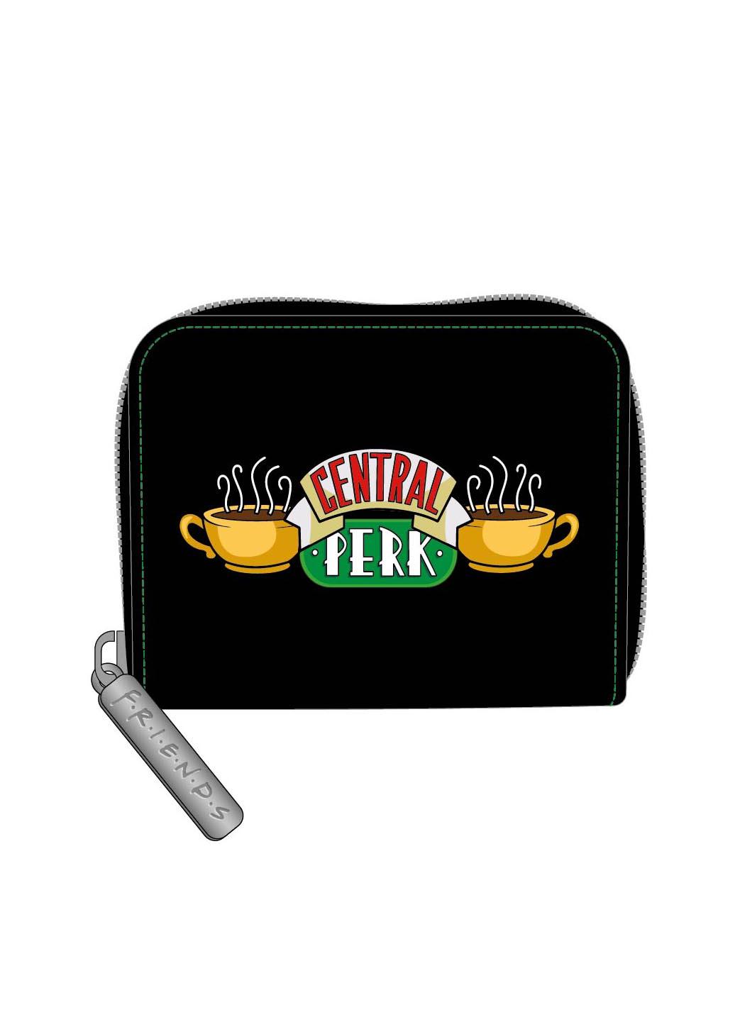 Groovy Peňaženka na mince Friends - Central Perk