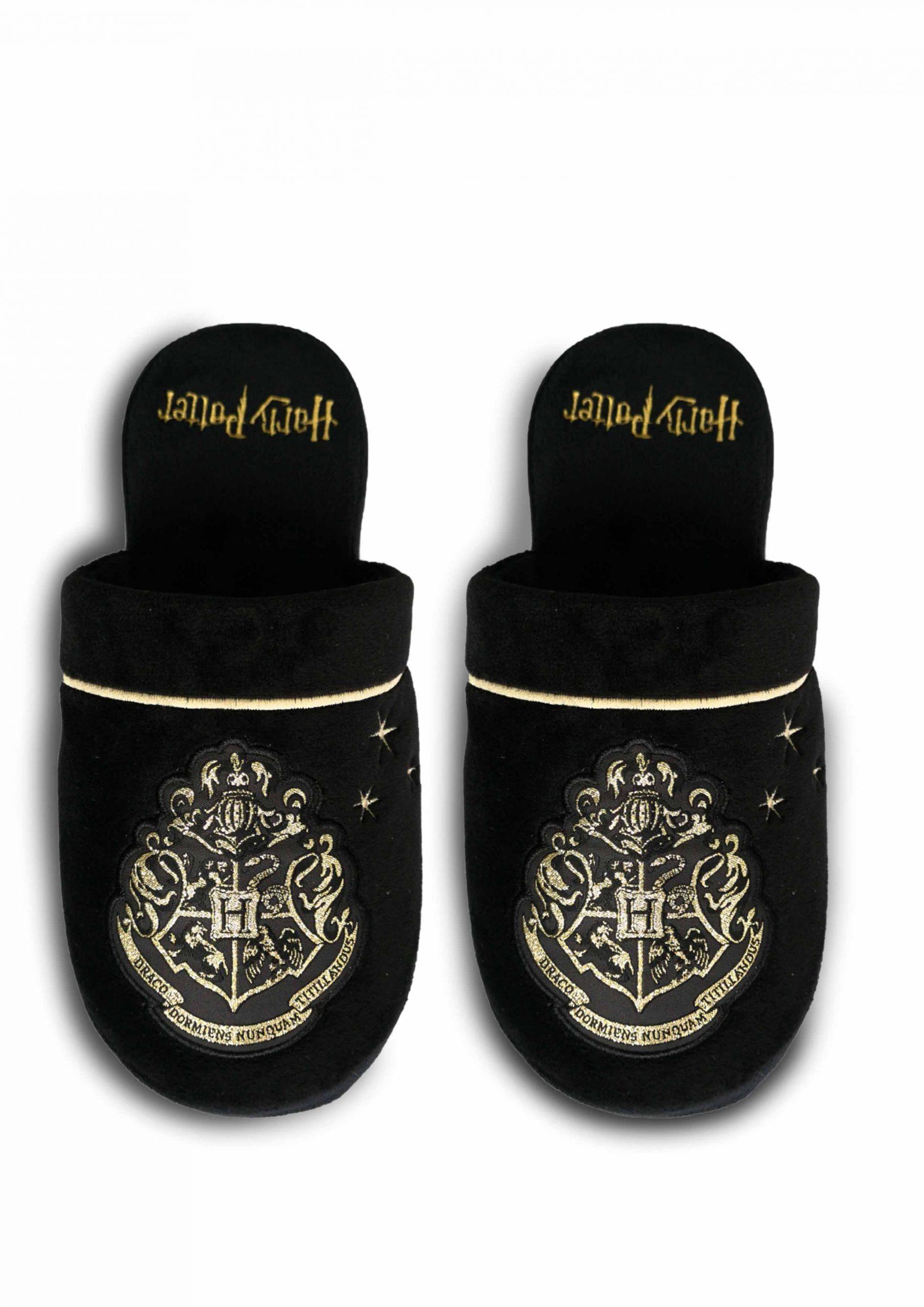 Groovy Papuče Harry Potter - Rokfort Gold