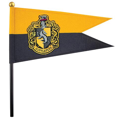 Distrineo Vlajka Harry Potter - Hufflepuff/Bifľomor