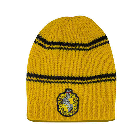 Distrineo Pletená čiapka Harry Potter - Hufflepuff/Bifľomor
