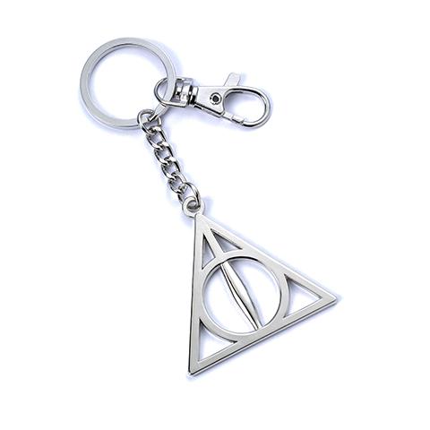 Distrineo Prívesok na kľúče Harry Potter - Dary smrti