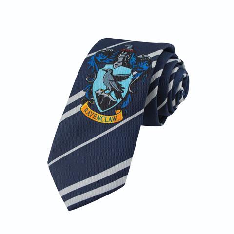Distrineo Detská kravata Harry Potter - Ravenclaw/Bystrohlav