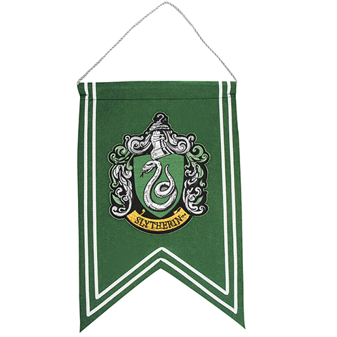 Distrineo Banner Harry Potter - Slizolin
