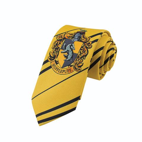 Distrineo Detská kravata Harry Potter - Hufflepuf/Bifľomor
