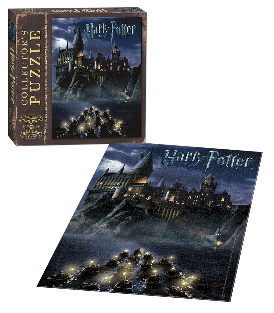 Puzzle Harry Potter - Rokfort