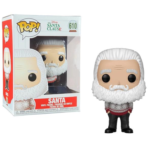 Figúrka Funko POP - Disney Santa