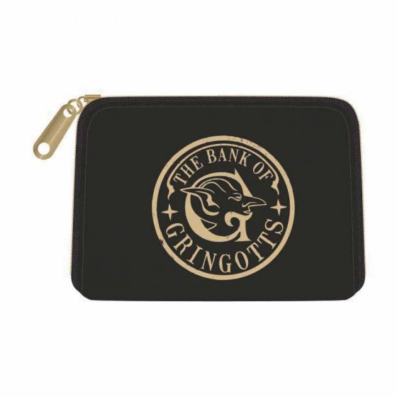 Half Moon Bay Peňaženka na mince Harry Potter - Gringot Banka