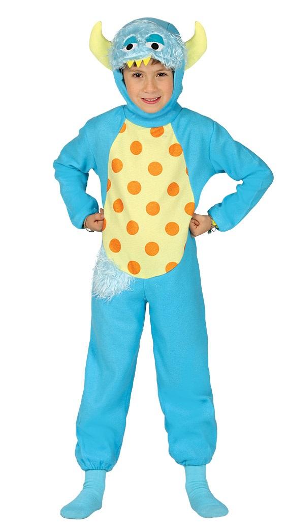 Guirca Detský kostým Sulley Veľkosť - deti: M