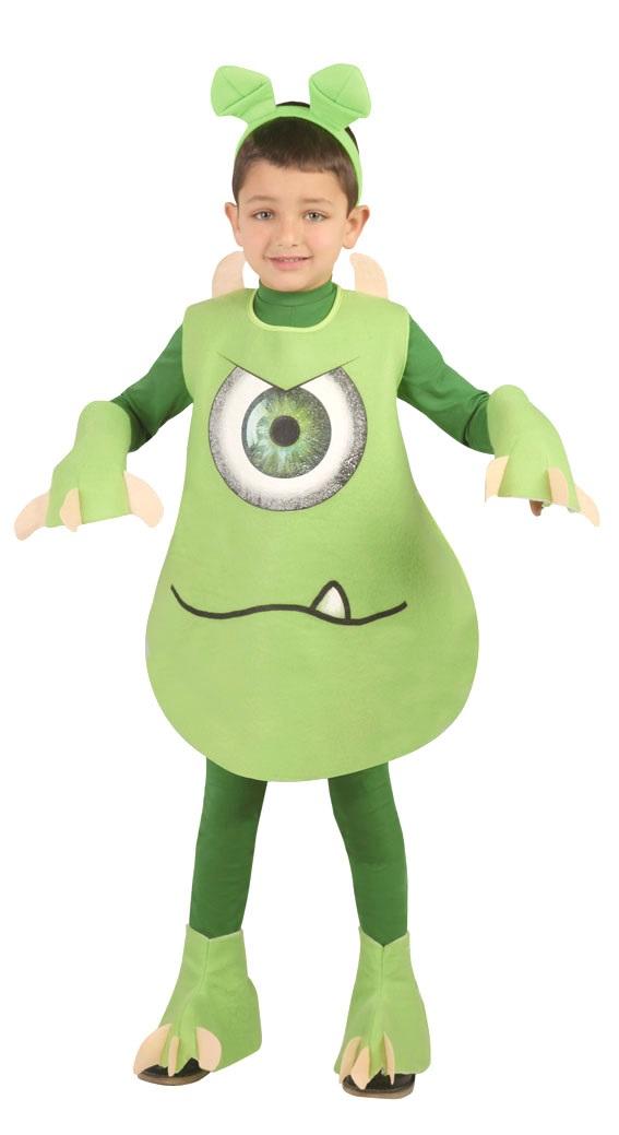 Guirca Detský kostým Mike Wazowski Veľkosť - deti: L
