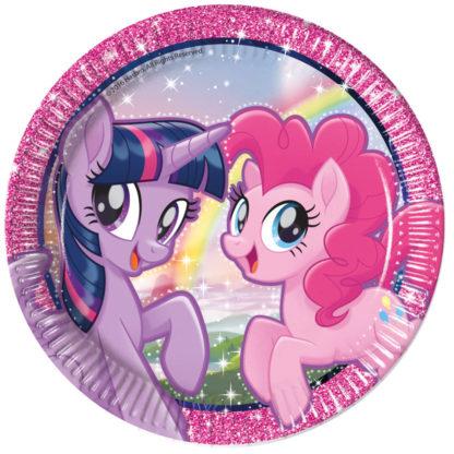 Procos Taniere párty My Little Pony 8 ks
