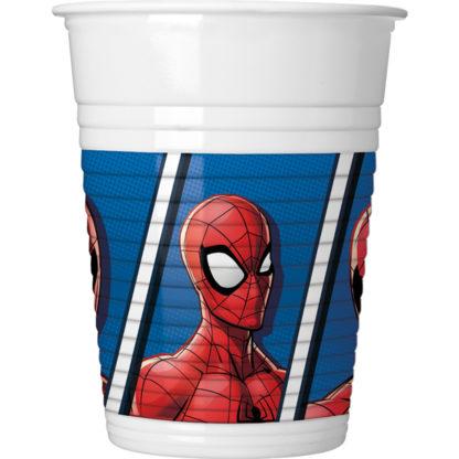 Procos Poháre párty so Spidermanom 8 ks