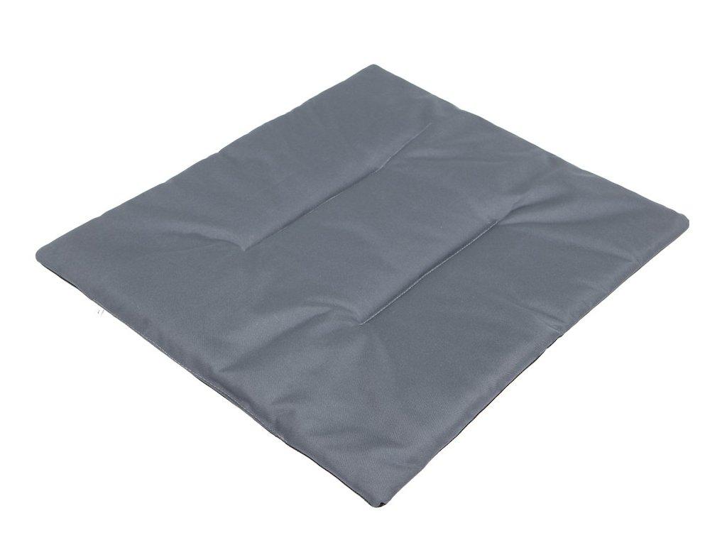 Podložka do látkové boudy - šedá kordura