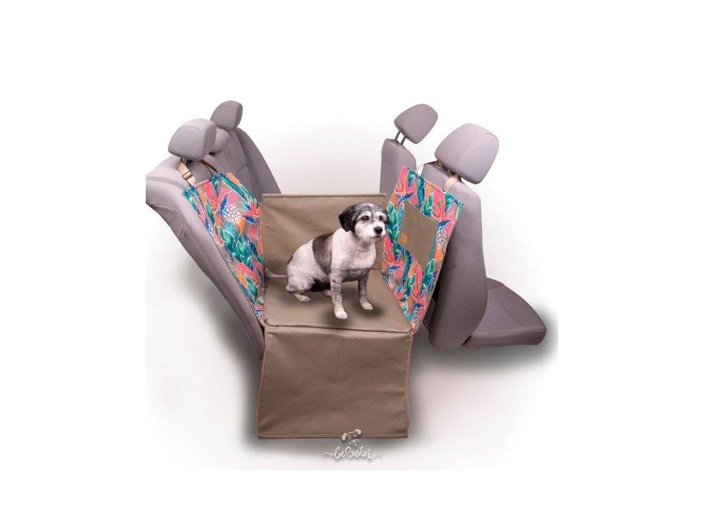 ochranny potah na sedadla dengu