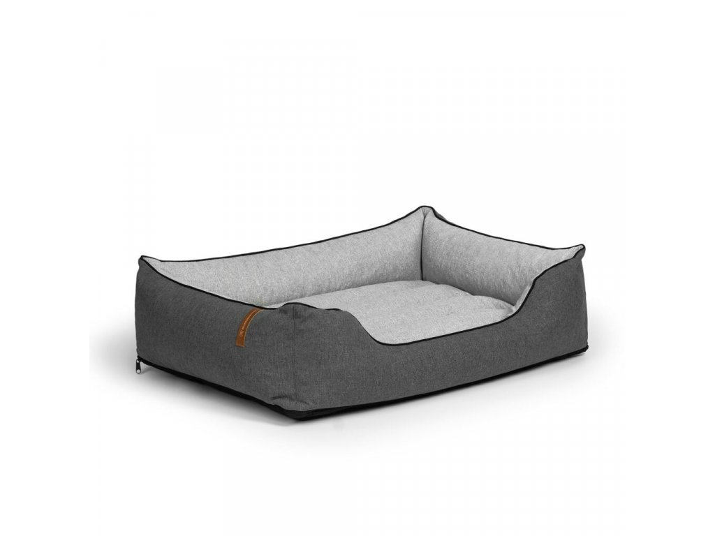 pelisek pro psa rexproduct soft grey 1