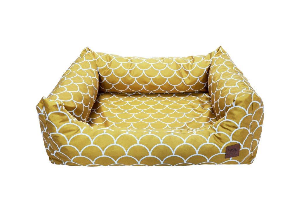 luxusni pelisek bedpet honeyshell