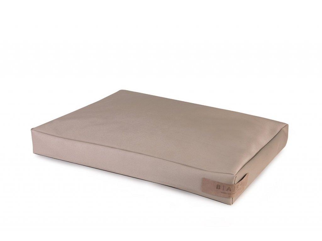luxusni matrace pro psa exclusive bezova 1