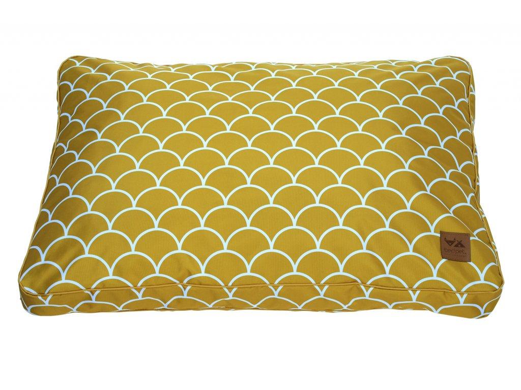 luxusni matrace pro psa honey shel bed pet