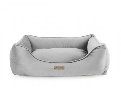 luxusni pelisek pro psa silver