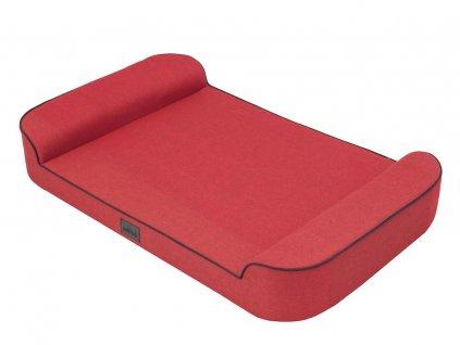 matrace pro psa elegant cerveny