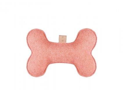 hracka pro psa kost koralova