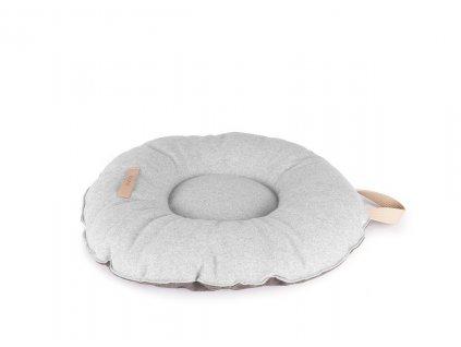 pelisek pro male psy oval nature sedy 1